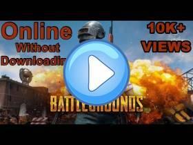 youtube, gameplay, video: Battle Royale al estilo Player Unknow's