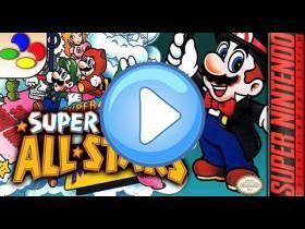 youtube, gameplay, video: Super Mario All-Stars