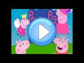youtube, gameplay, video: Match Peppa Pig