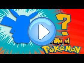 youtube, gameplay, video: Whos that Pokémon