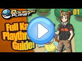 youtube, gameplay, video: Pokémon Planet