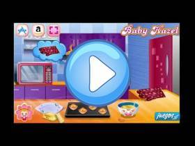 youtube, gameplay, video: Baby Hazel: Hora de Cocinar