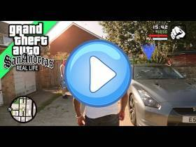 youtube, gameplay, video: Grand Theft Auto San Andreas tir: Puzzle