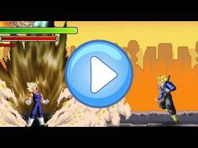 youtube, gameplay, video: Dragon Ball Fierce Fighting 3.0