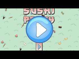 youtube, gameplay, video: Sushi Party IO