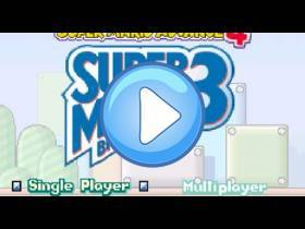 youtube, gameplay, video: Super Mario Bros 3 GBA