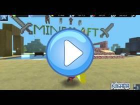 youtube, gameplay, video: Kogama de Minecraft