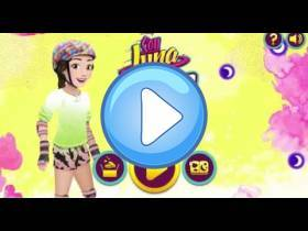 youtube, gameplay, video: Soy Luna Roller Pop