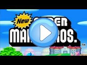 youtube, gameplay, video: Super Mario Bros. Clásico