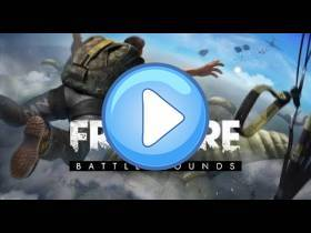 Free Fire Online And Free Battle Royale Game
