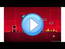 youtube, gameplay, video: Geometry Dash Lite