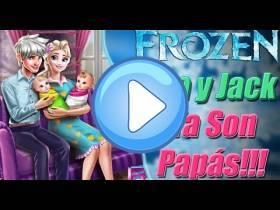youtube, gameplay, video: Triángulo amoroso de Frozen