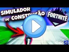 youtube, gameplay, video: Emulador de Construcción en Fortnite