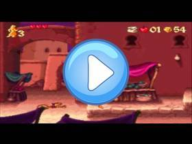 youtube, gameplay, video: Aladdin gioco